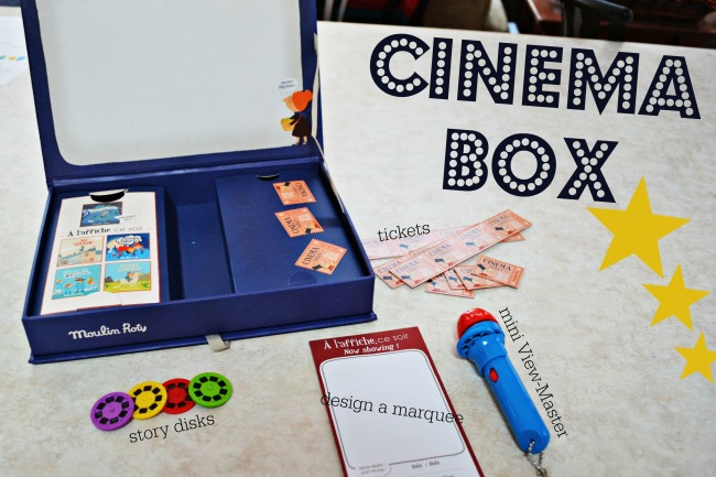 Cinema Box by Moulin Roty