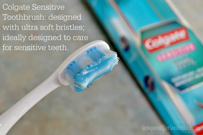 Colgate Sensitivity Toothbrush
