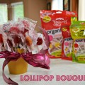 Lollipop Bouquet for Mom