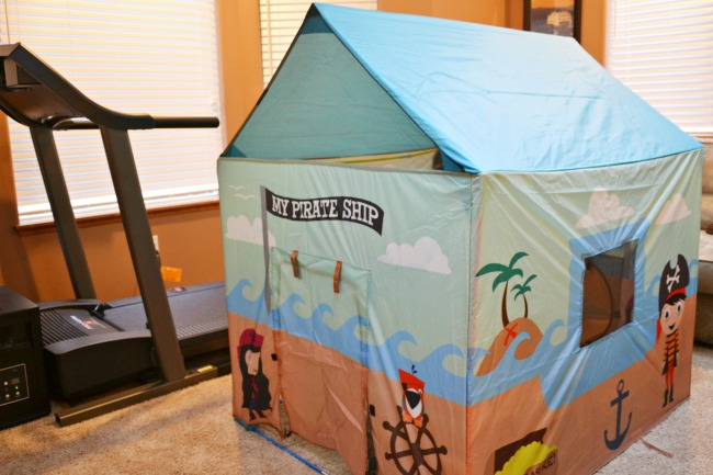 My Pirate Ship House Tent