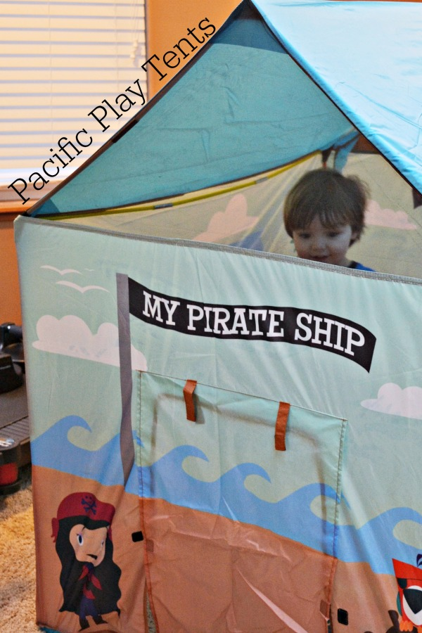 Pacific Play Tents Pirate Ship