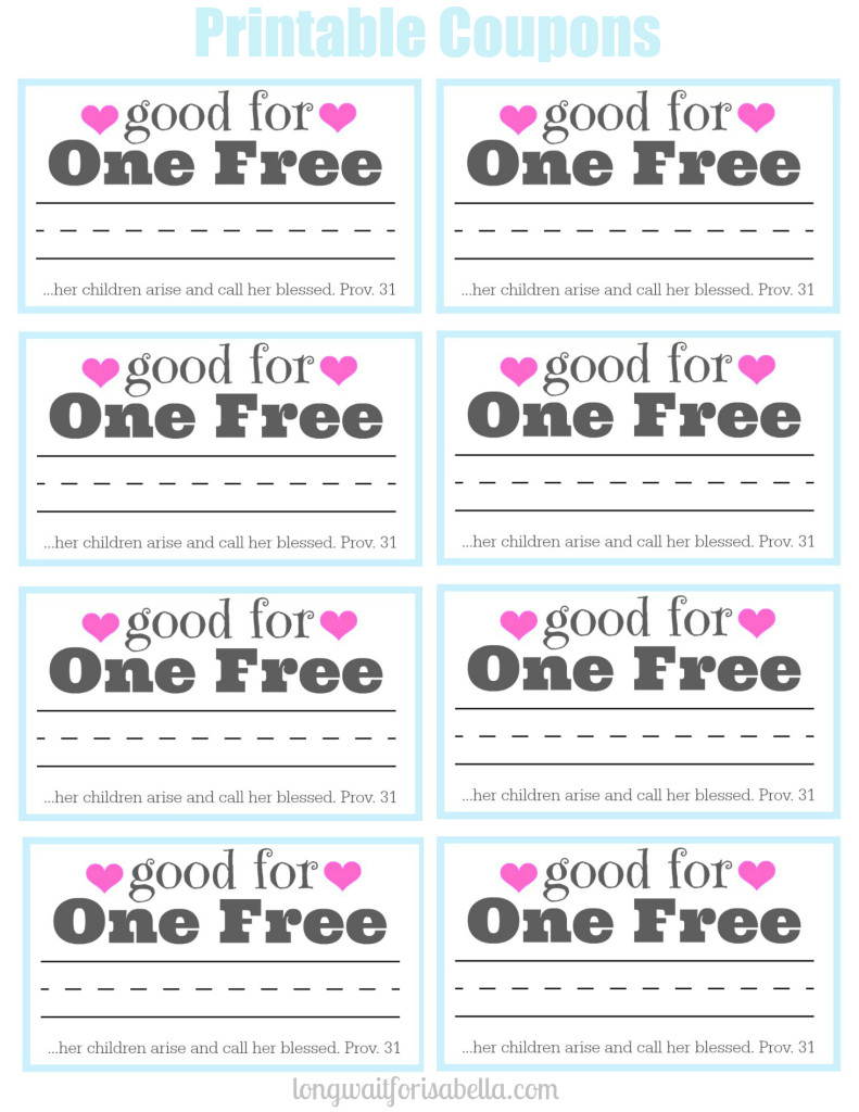 It's just an image of Astounding Free Printable Coupon
