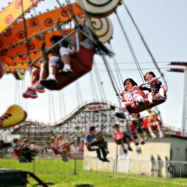 State Fair Swings