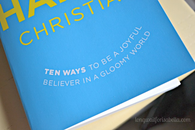 The Happy Christian book