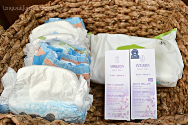 Weleda Natural Baby Products