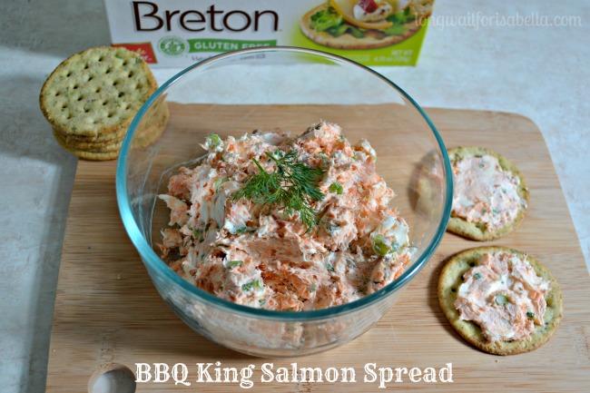 BBQ King Salmon Spread