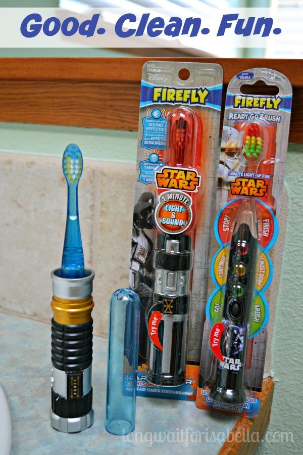 Firefly Star Wars Toothbrush