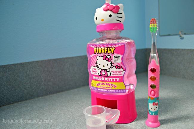 Hello Kitty Oral Care