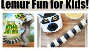Lemur Fun for Kids