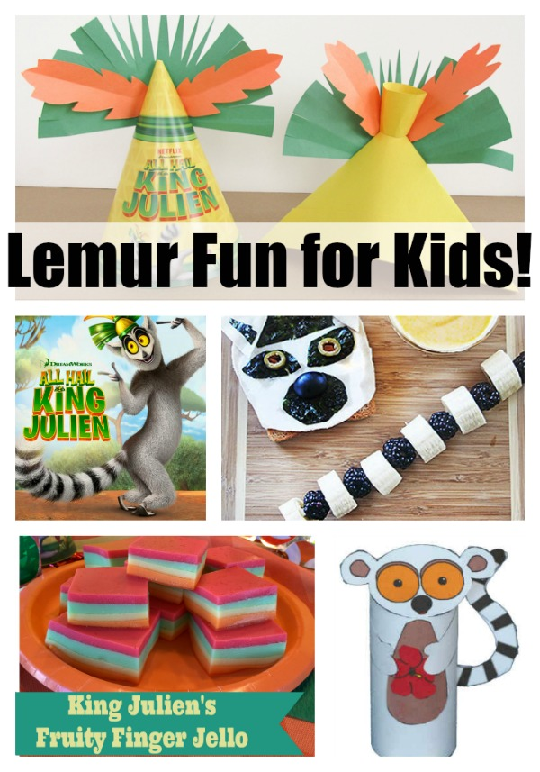 Lemur Fun for Kids