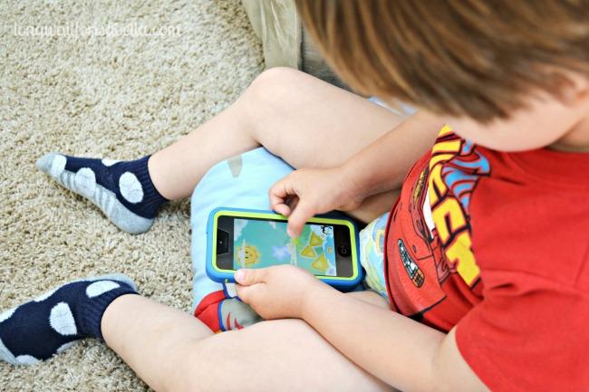 Mochu Pop App for Toddlers
