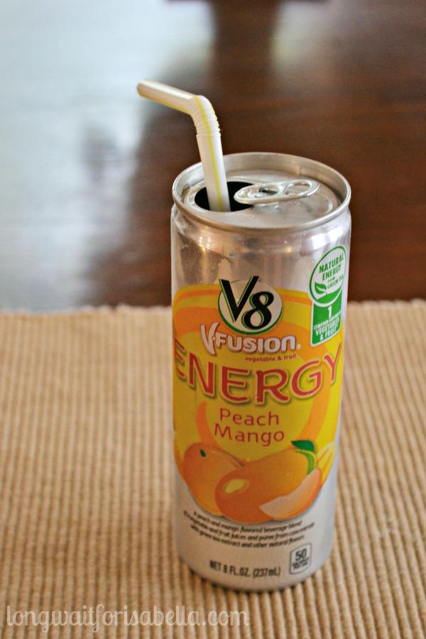 V8 VFusion Energy