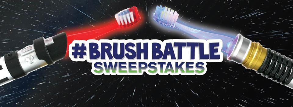 brushbattle sweepstakes