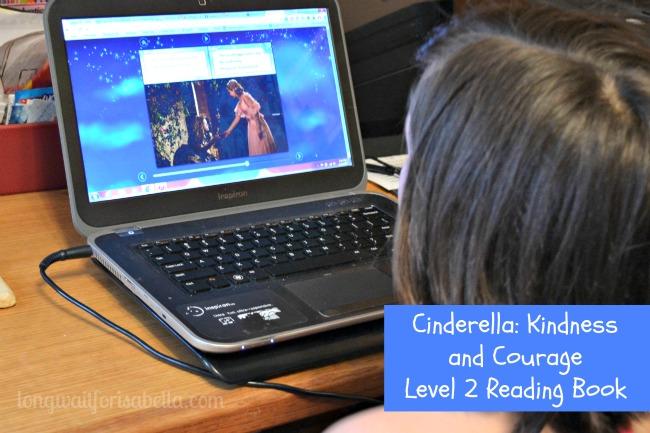 Cinderella Level 2 Reading Book