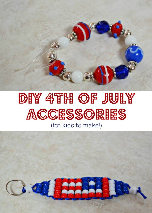 Diy 4th Of July Accessories For Kids To Make
