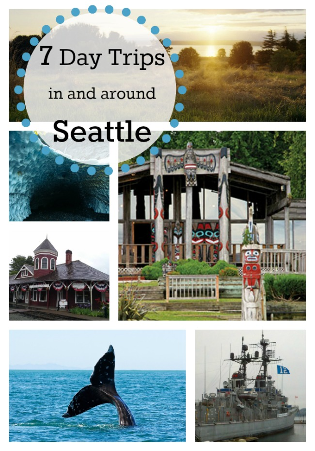 Day Trips Seattle