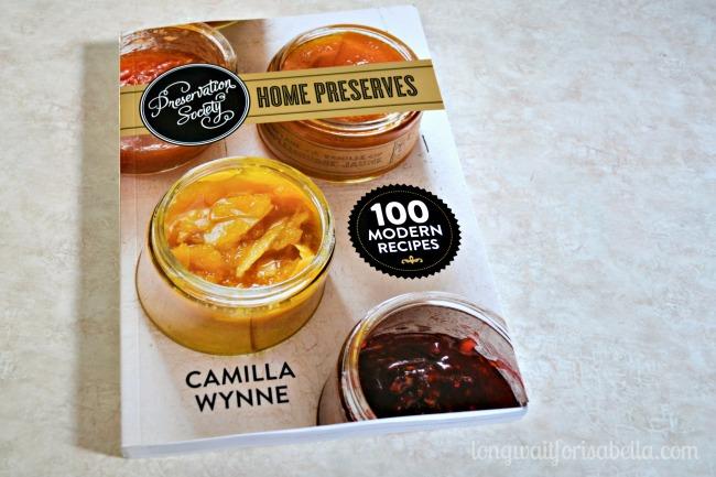 Home Preserves Recipe Book