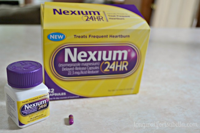 Nexium Heartburn Medicine