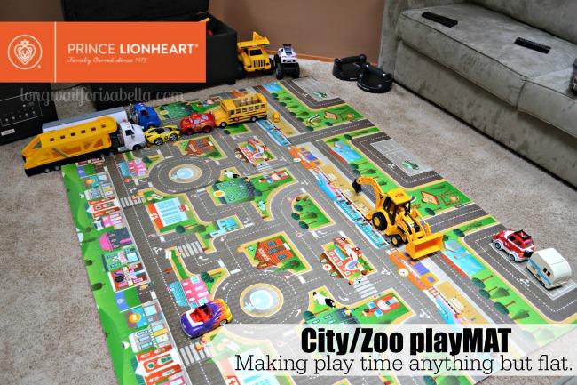 Prince Lionheart Playmat