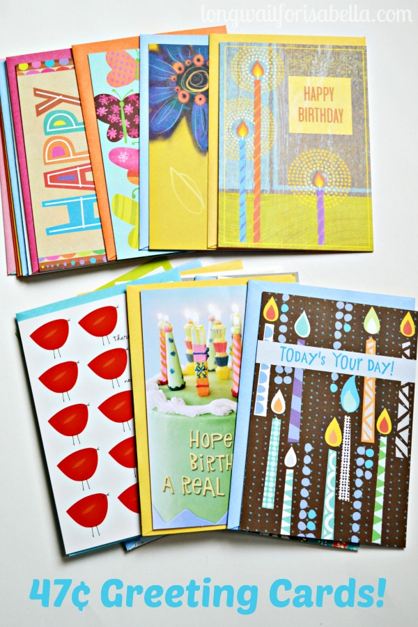Affordable Greeting Cards