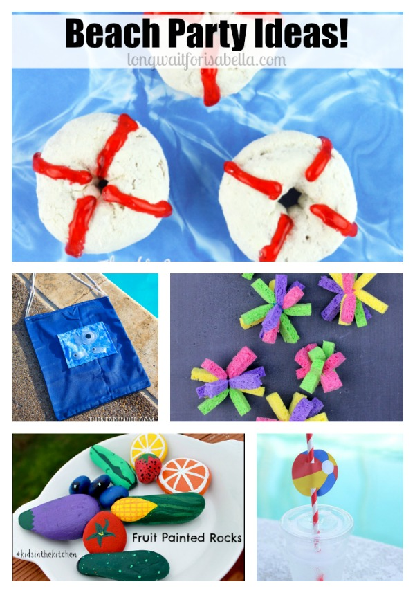 Beach Party Ideas