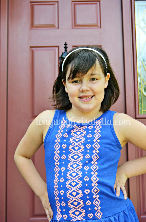 FabKids Summer Outfit