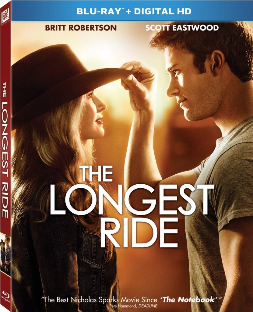 Longest Ride Blu-ray