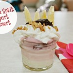 Banana Split Yogurt Dessert