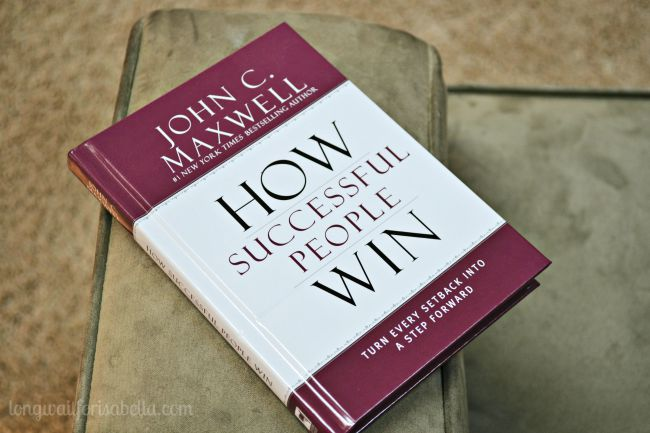 How Successful People Win Book