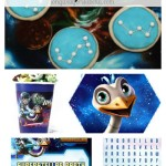 Miles form Tomorrowland Party Ideas