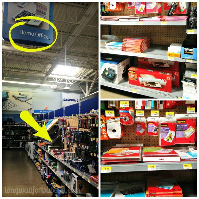 Scotch Laminating Products Walmart