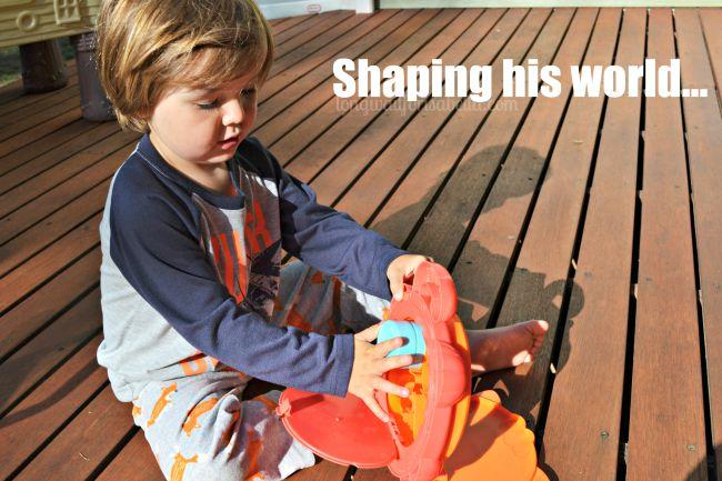 Shaping His World