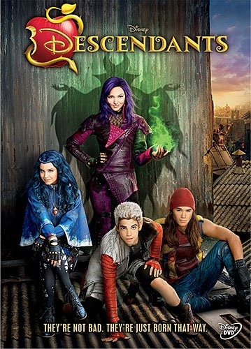 Disney Descendants Party Package Printables And Games