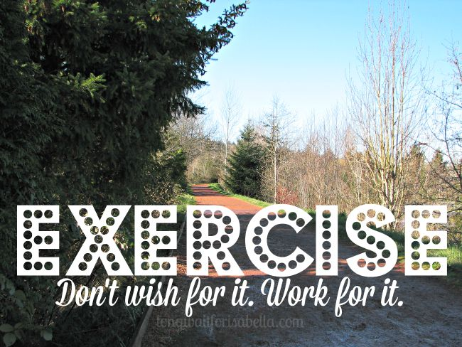 Exercise WORK Quote