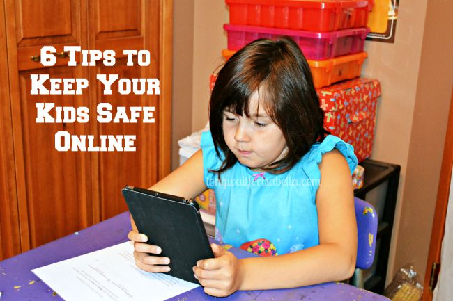 Online Safety Tips for Your Kids