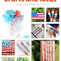 Preschool Flag Crafts