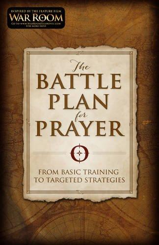 The Battle Plan For Prayer Book