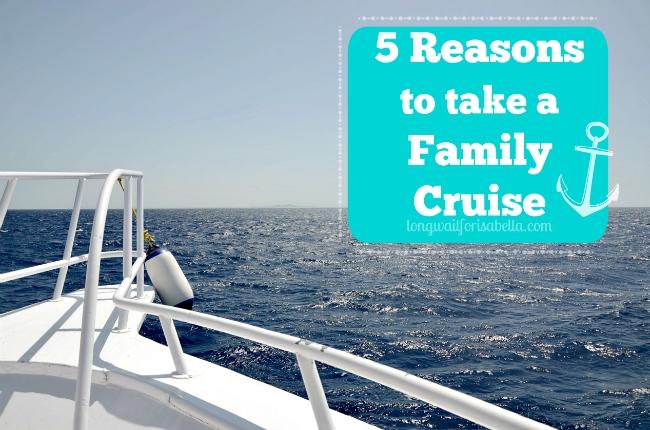 Family Adventures: Take a Family Cruise