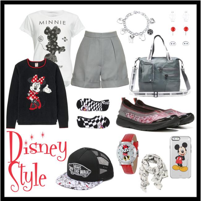 Getting Ready for Disney World: Disney Fashion