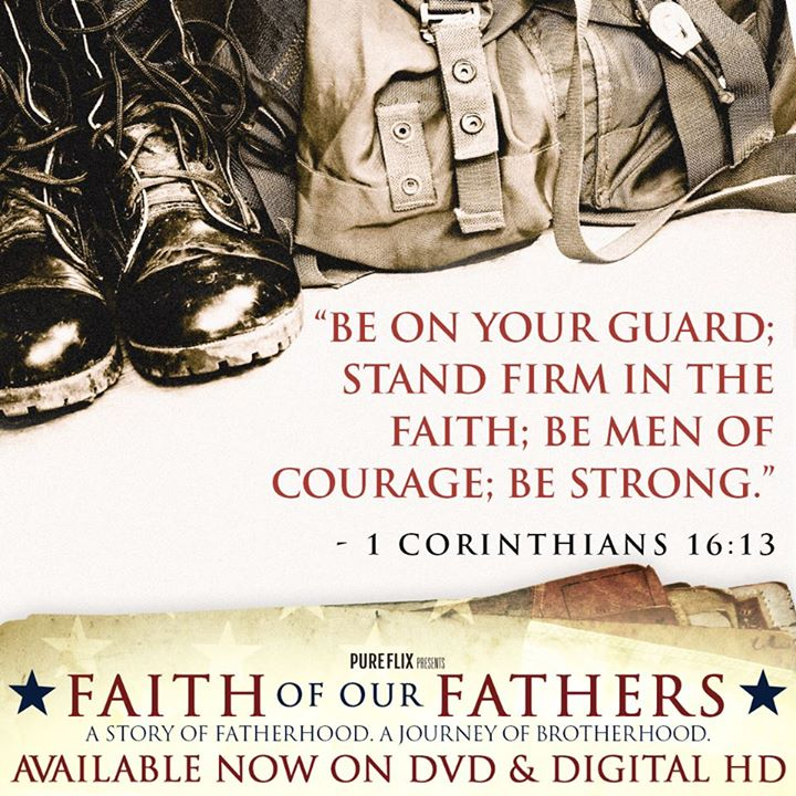 Faith of Our Fathers Bible Verse 2