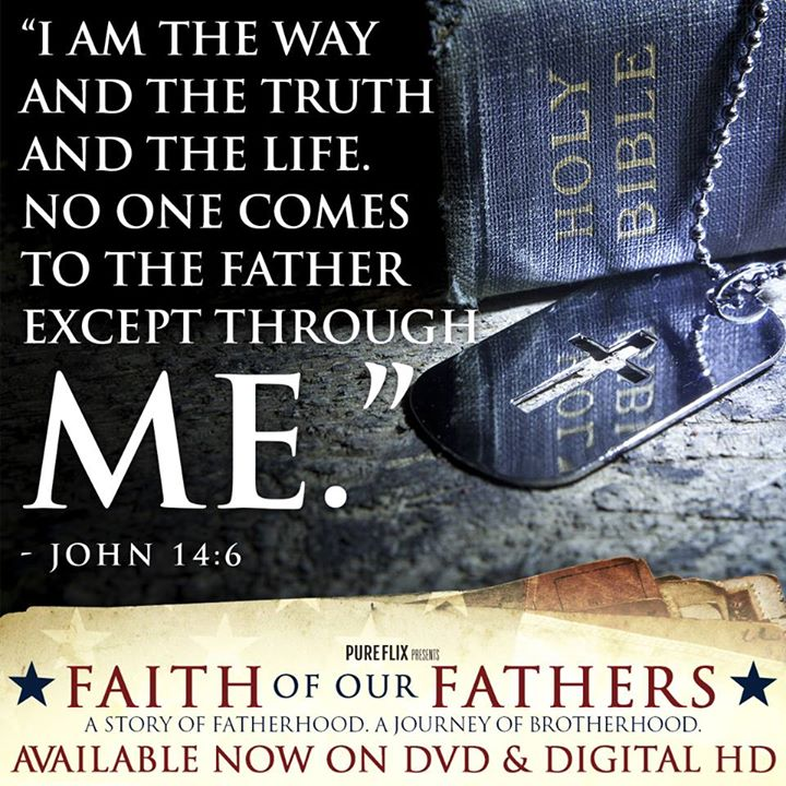 Faith of Our Fathers Bible Verse