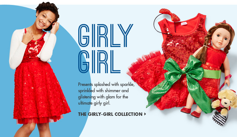 Girly Girl Collection
