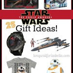 25 Star Wars Gifts That are Perfect for the Holidays!