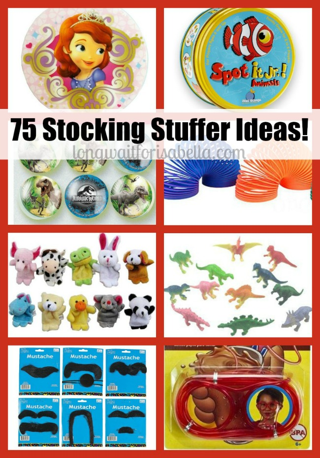 Stocking Stuffers Ideas for Kids