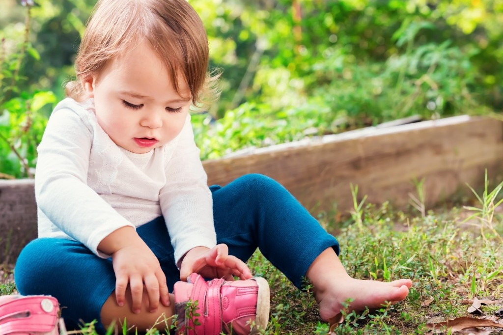 When Do Children Need Their First Shoes?