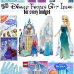 50 Disney Frozen Gift Ideas