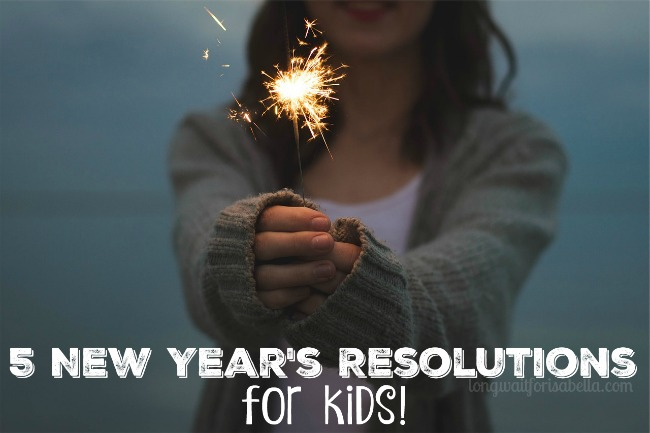 resolutions for kids