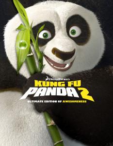 Kung Fu Panda 1 Kung Fu Panda 2