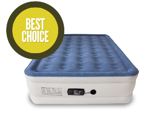 An Inflatable Air Mattress for a Bed?