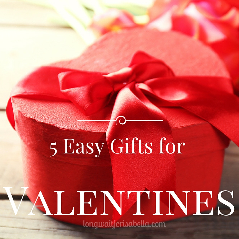 gifts for valentines
